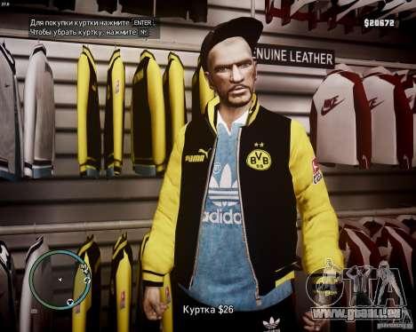 Foot Locker Shop v0.1 für GTA 4 achten Screenshot