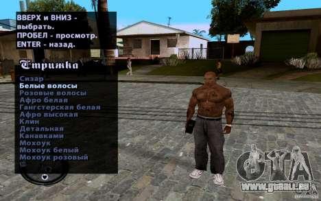 Neue CJ für GTA San Andreas zwölften Screenshot