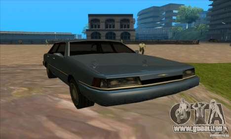 ENBSeries 0.075 für GTA San Andreas fünften Screenshot