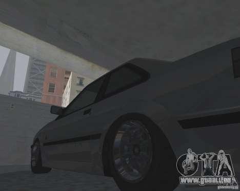 Futo de GTA 4 pour GTA San Andreas sur la vue arrière gauche