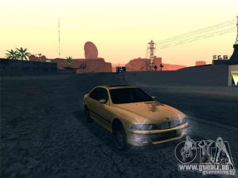 BMW M5 E39 2003 für GTA San Andreas rechten Ansicht