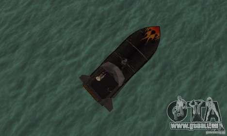 Human Viper pour GTA San Andreas vue de droite
