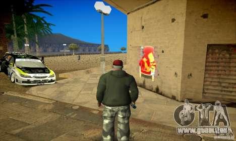 Simpson Graffiti Pack v2 für GTA San Andreas siebten Screenshot