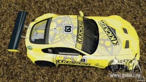 BMW Z4 M Coupe Motorsport pour GTA 4 est un droit