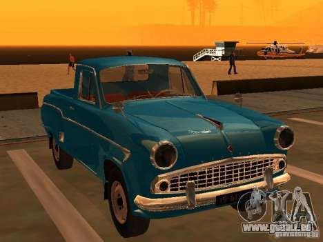Moskvitch 407 Pickup pour GTA San Andreas