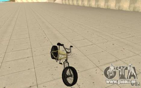 BMX Long pour GTA San Andreas