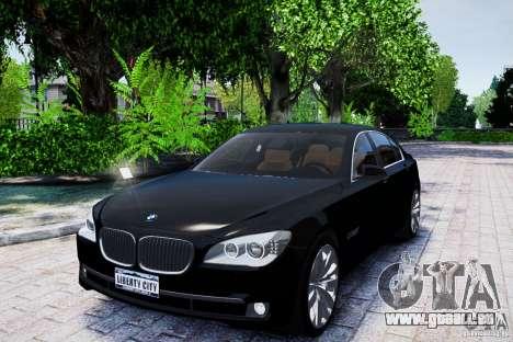 BMW 750Li für GTA 4