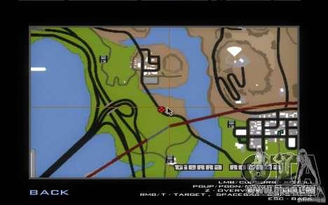 New Country Villa pour GTA San Andreas dixième écran