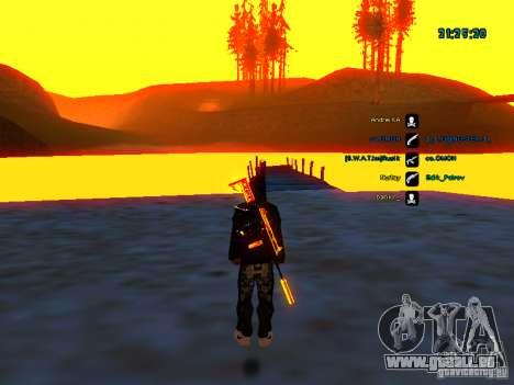 Skin Pack für Samp-rp für GTA San Andreas sechsten Screenshot