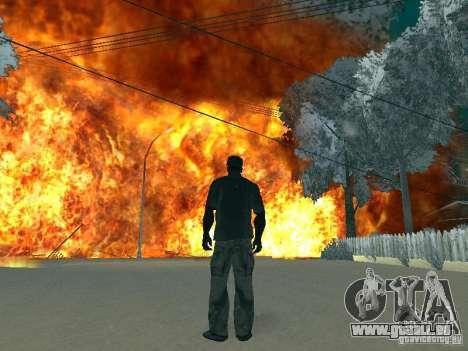 Salut v1 pour GTA San Andreas sixième écran