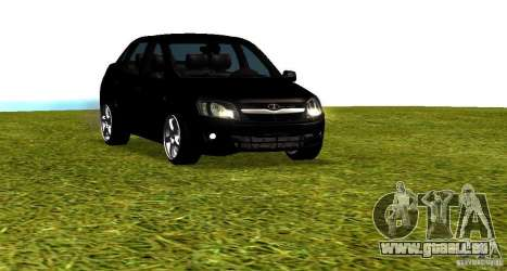 LADA Granta v2. 0 für GTA San Andreas
