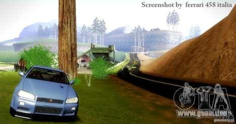 UltraThingRcm v 1.0 pour GTA San Andreas quatrième écran