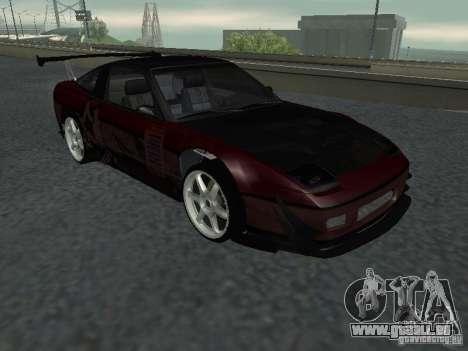 Nissan 240 SX für GTA San Andreas Rückansicht