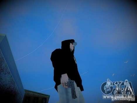 Valera MOD pour GTA San Andreas deuxième écran
