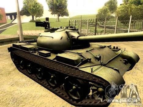 Type 59 V2 für GTA San Andreas Rückansicht