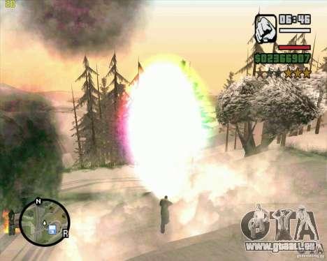 Masterspark pour GTA San Andreas cinquième écran