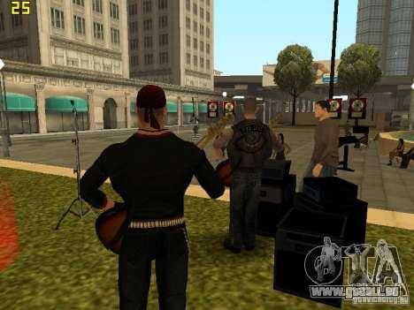 Im Gaza-Streifen für GTA San Andreas sechsten Screenshot