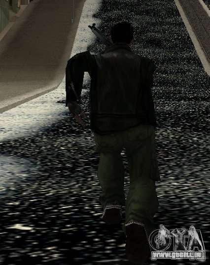 Neue Animationen 2012 für GTA San Andreas fünften Screenshot
