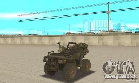Neue Atv für GTA San Andreas