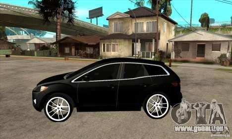 Mazda CX-7 pour GTA San Andreas laissé vue