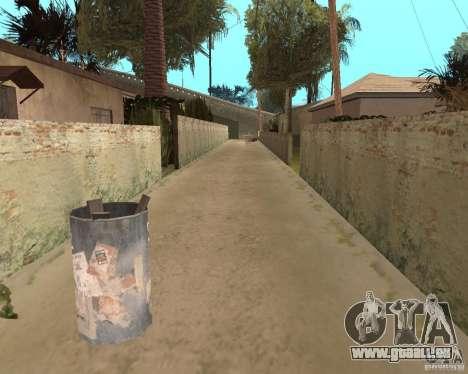 Remapping Ghetto v.1.0 pour GTA San Andreas sixième écran