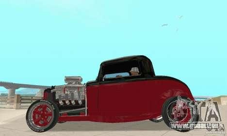 Ford Hot Rod 1932 für GTA San Andreas rechten Ansicht