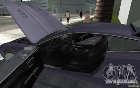 F620 von GTA TBoGT für GTA San Andreas Rückansicht