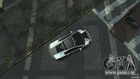 Lamborghini Gallardo SE Threep Edition [EPM] für GTA 4 Innen