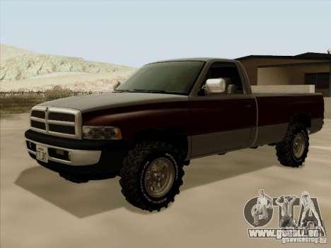Dodge Ram 2500 1994 für GTA San Andreas linke Ansicht