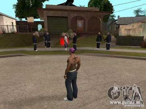 Ballas 4 Life für GTA San Andreas zweiten Screenshot