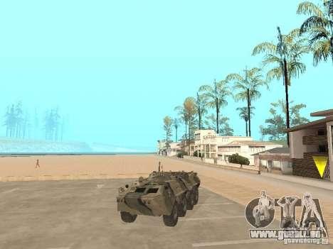 BTR 80 für GTA San Andreas