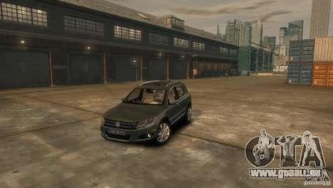 Volkswagen Tiguan für GTA 4