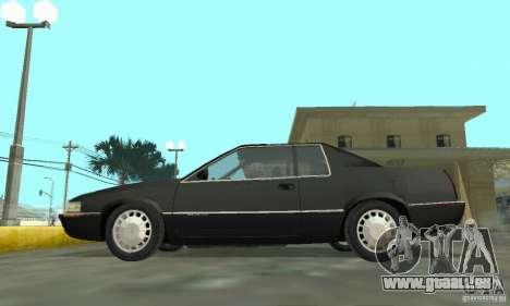 Cadillac Eldorado 1996 für GTA San Andreas rechten Ansicht