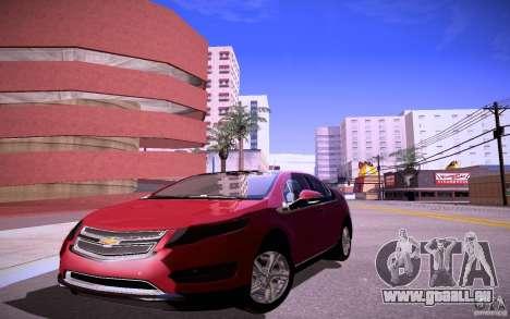 Chevrolet Volt pour GTA San Andreas
