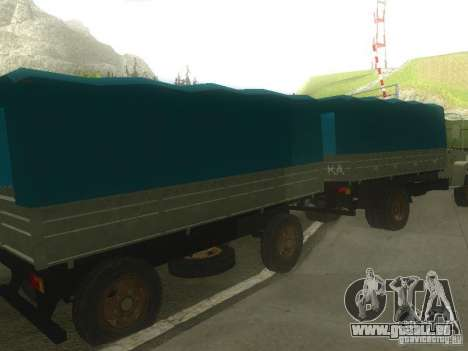 GKB-8536-trailer für GTA San Andreas