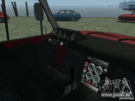 FSR Tarpan 237D für GTA 4 Seitenansicht