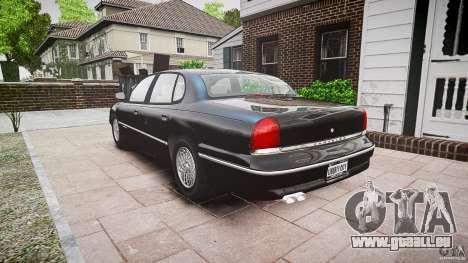 Chrysler New Yorker LHS 1994 für GTA 4 Innenansicht