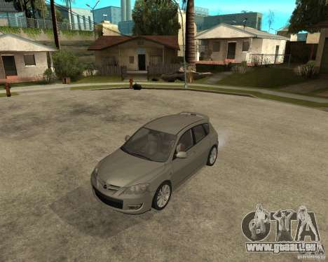 Mazda 3 Sport 2003 für GTA San Andreas