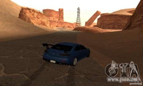 New Drift Zone für GTA San Andreas achten Screenshot