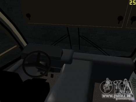 Marcopolo G6 für GTA San Andreas zurück linke Ansicht