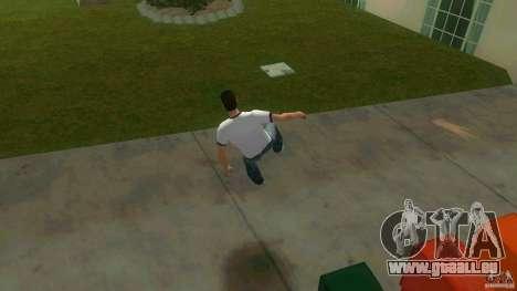 Cleo Parkour for Vice City für GTA Vice City sechsten Screenshot