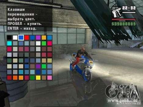 Carcols.dat By Russiamax für GTA San Andreas zweiten Screenshot
