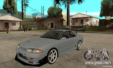 Nissan Skyline GT R R32 für GTA San Andreas