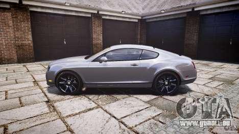 Bentley Continental SuperSports 2010 [EPM] für GTA 4 linke Ansicht
