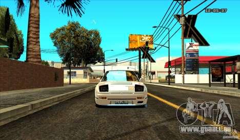 Nissan Silvia S13 Old School pour GTA San Andreas vue de droite