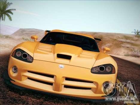 Dodge Viper SRT-10 ACR pour GTA San Andreas