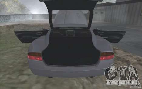 F620 de GTA TBoGT pour GTA San Andreas laissé vue