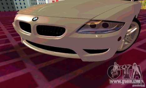 BMW Z4 E85 M für GTA San Andreas Räder