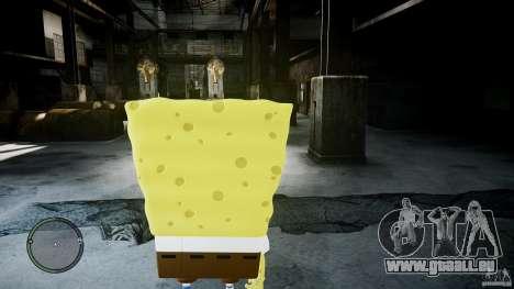Bob l'éponge pour GTA 4 secondes d'écran