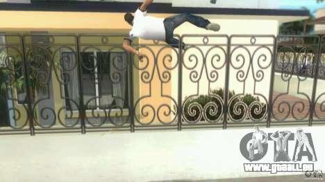 Cleo Parkour for Vice City für GTA Vice City achten Screenshot